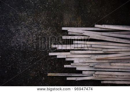 Stainless Steel Slat