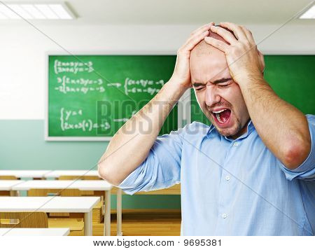 Desperate Teacher