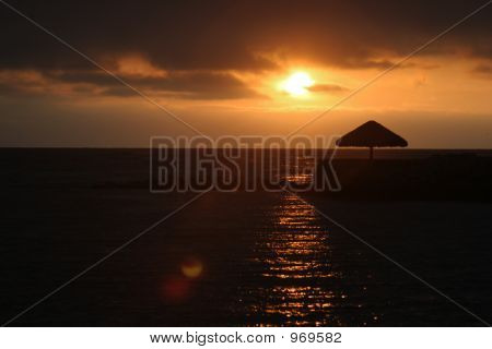 Baja Sunset (Horizontal)