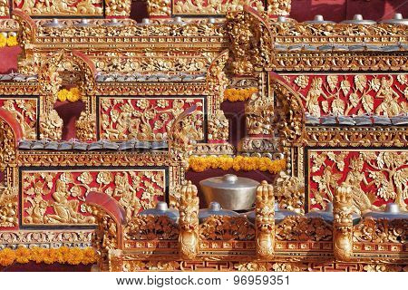 Traditional Balinese Musical Percussion Orchestra - Gamelan