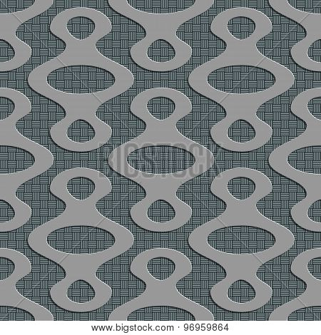 Seamless Ellipse Pattern.