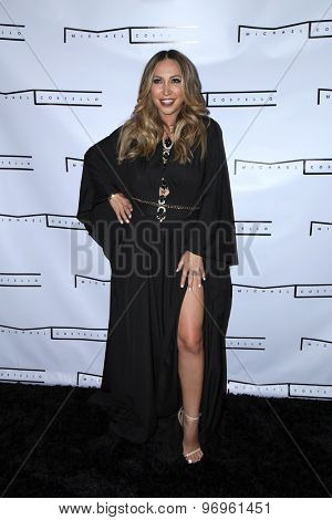 LOS ANGELES - JUL 23:  Diana Madison at the Michael Costello And Style PR Capsule Collection Launch Party  at the Private Location on July 23, 2015 in Los Angeles, CA
