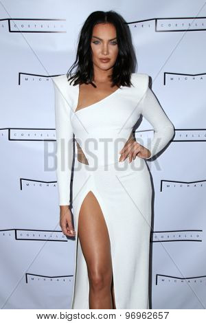 LOS ANGELES - JUL 23:  Natalie Halcro at the Michael Costello And Style PR Capsule Collection Launch Party  at the Private Location on July 23, 2015 in Los Angeles, CA