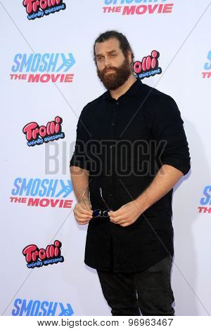 LOS ANGELES - JUL 22:  Harley Morenstein at the