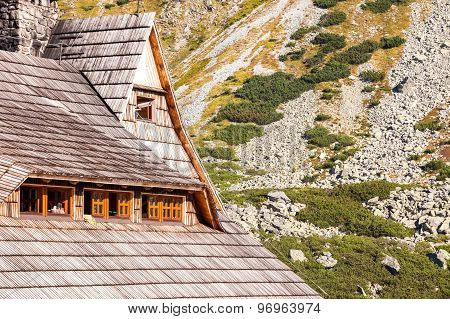 Shelter In The Tatra Mountains