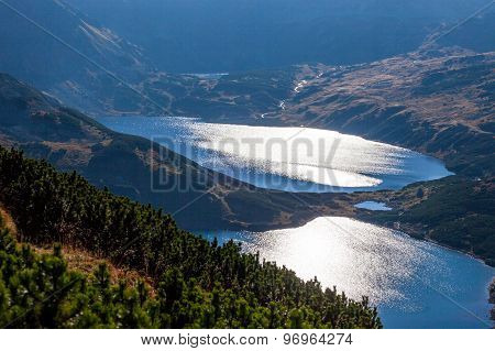 Dolina Pieciu Stawow In Tatras
