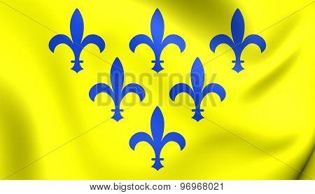Duchy Of Parma Flag