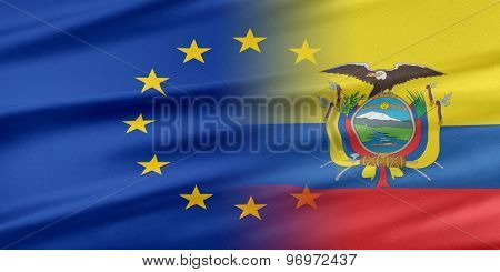 European Union and Ecuador.