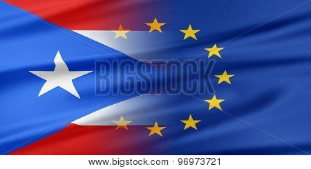 European Union and Puerto Rico.