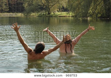 Water Joy Together