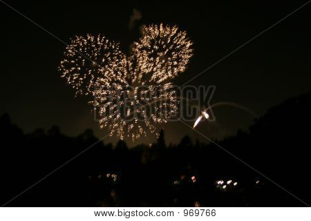 Mickey Mouse Fireworks