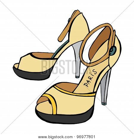 Woman Shoes.