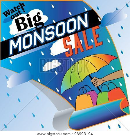 The Big Monsoon Sale