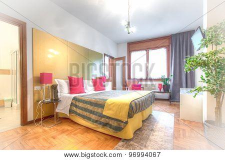 Bed And Breakfast Bedroom
