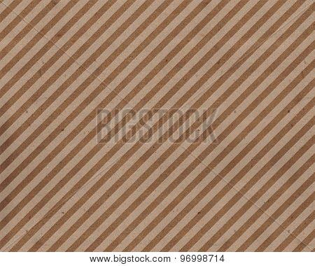 Fine Diagonal Strokes Pattern On Grunge Paper