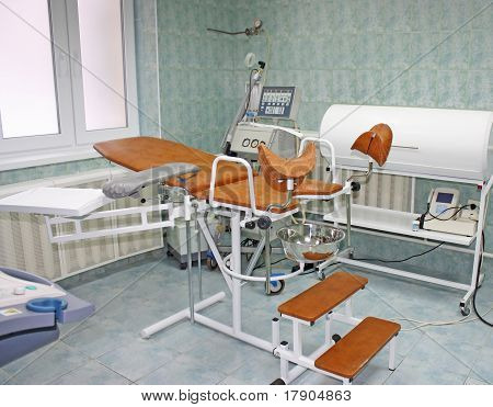 Gynecological Equipment