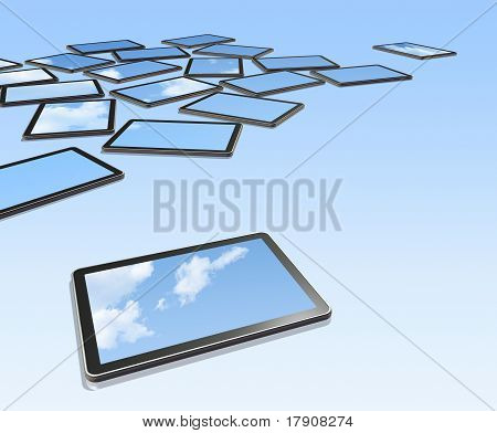 3D Tv Screens, Digital Tablet Pc