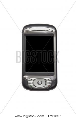 Pda Screen Black