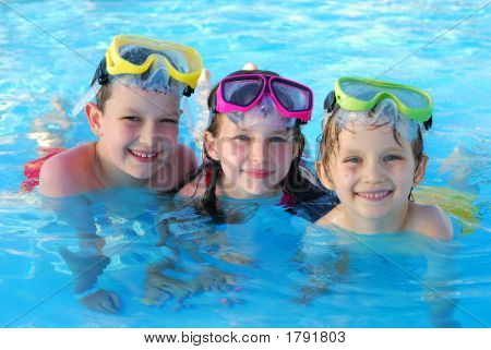 Happy Divers