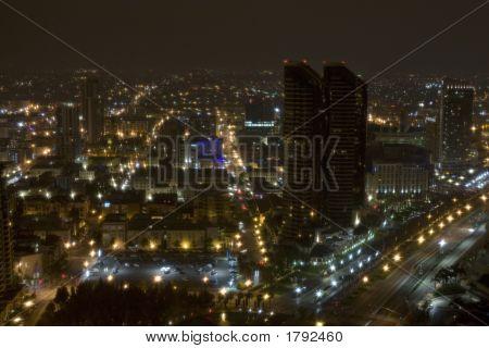 Night Cityscape 3