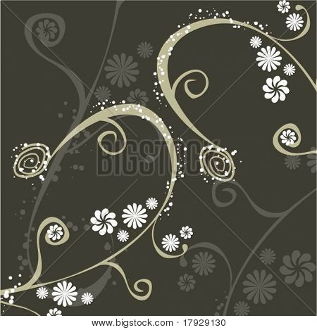 Ornamento decorativo - vector