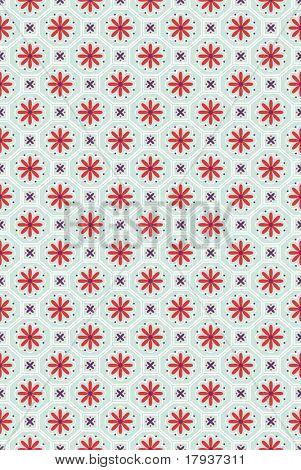 Vector seamless geometrical pattern.