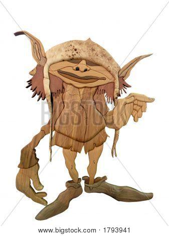 Wooden Goblin