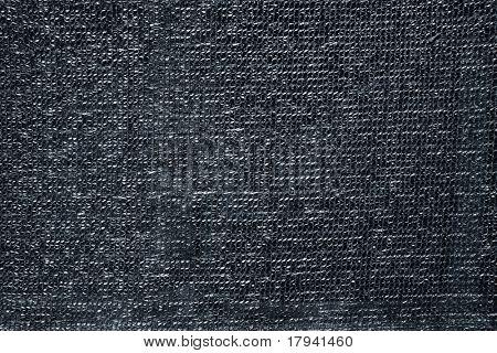 Gray raffia fabric plastic texture pattern macro background