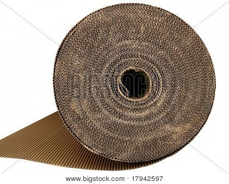 cardboard packing texture carton in brown color