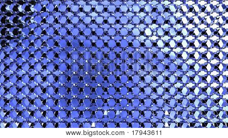 Honeycomb Abstract Structure