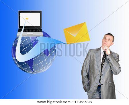 Globalização da Internet, de tecnologias