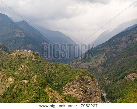 Helambu, Nepal