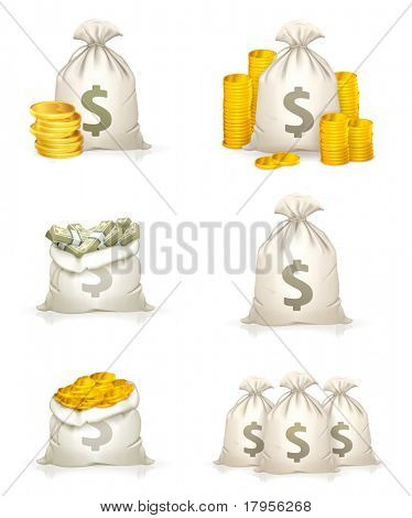 Three bags of money, 10eps