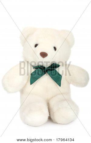 White Polar Teddy Bear