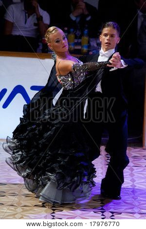 Dance Masters competition 2011