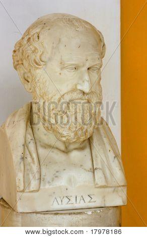 Lysias Bust