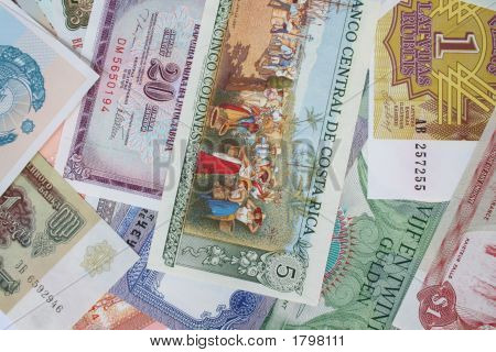 Group Of Money