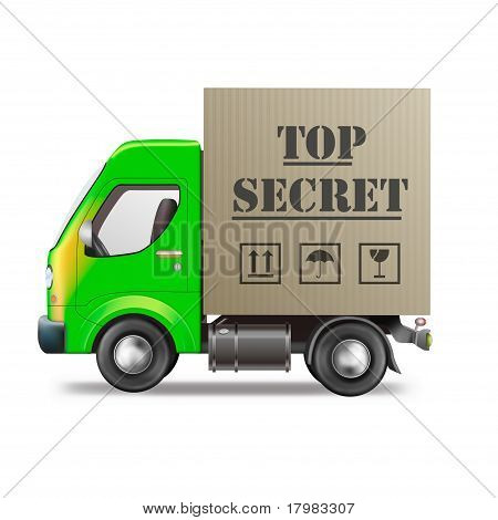Trop Secret Shipment