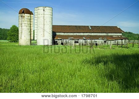 Old Dairy Barn