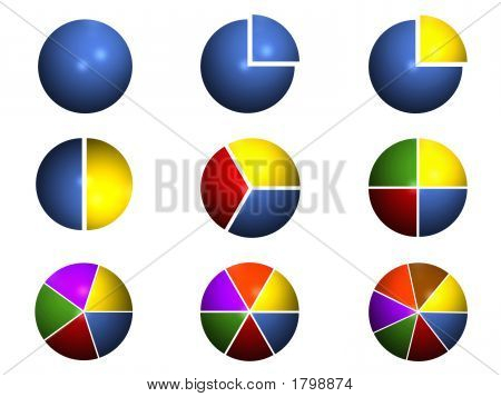 Pie Chart Collection