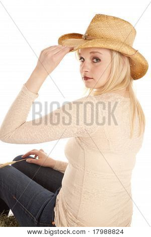Cowgirl Back