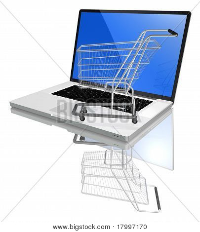 Concept E-commerce