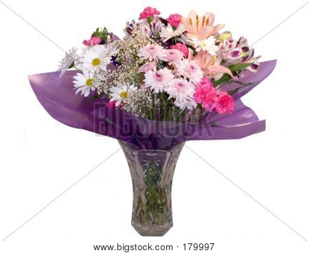 Bouqet Of Flowers