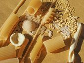 Постер, плакат: Traditional Italian Pasta