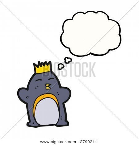 emperor penguin cartoon