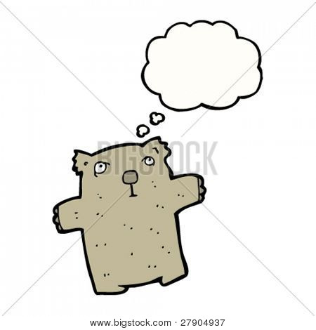 wombat cartoon character