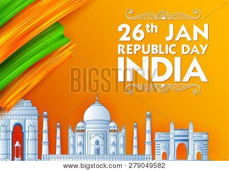 Famous Indian Monument And Landmark
