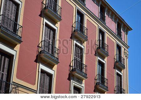 Spanish Facade