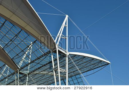 Modern Roof Structure
