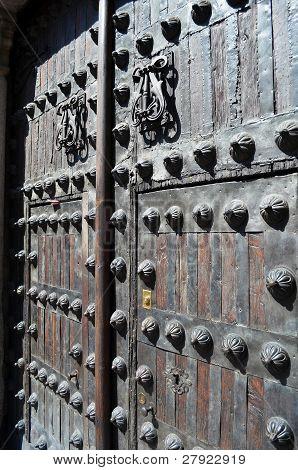 Spanish Monastery Door